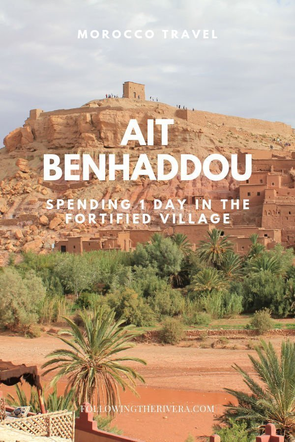 Aït Benhaddou — 1 day in the fortified village 4