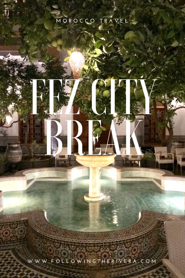 A couple's guide to Fes — 7 top things to do for 2 4