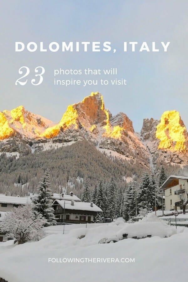 The Italian Dolomites | 20 mesmerizing photos 21