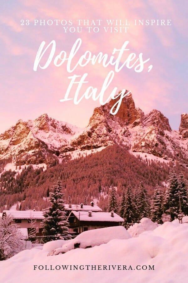 The Italian Dolomites | 20 mesmerizing photos 20