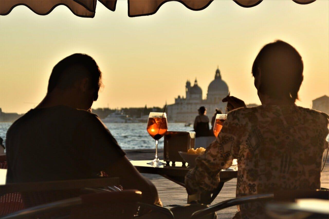 5 Veneto words and phrases for travellers - Venice scene