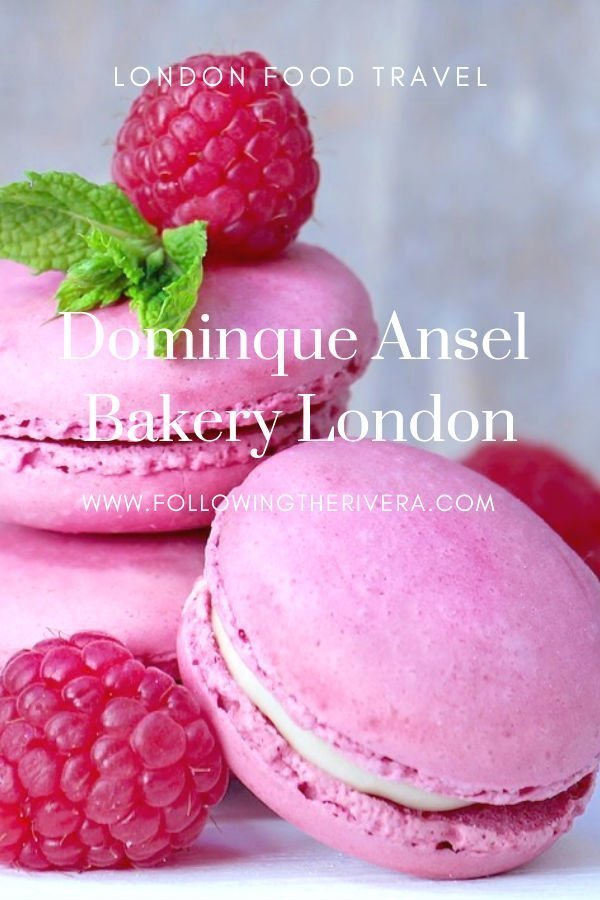 The patisserie for grown-ups — Dominique Ansel Bakery London 2