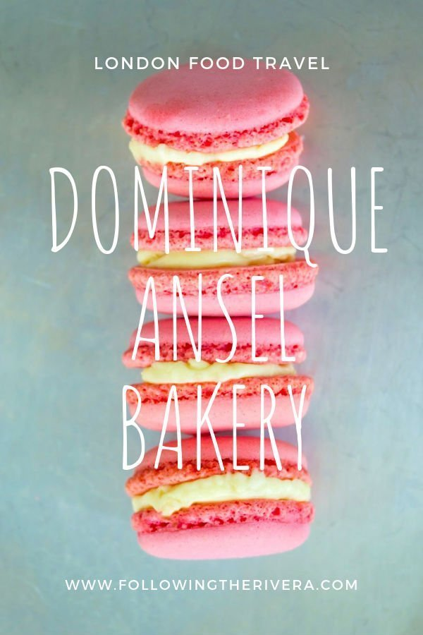 The patisserie for grown-ups — Dominique Ansel Bakery London 4