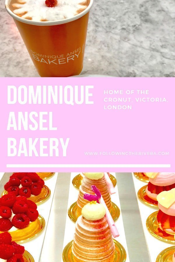 The patisserie for grown-ups — Dominique Ansel Bakery London 3