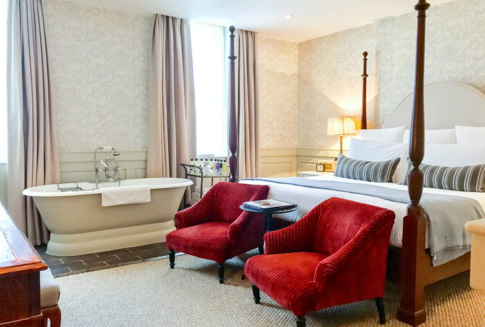 1 night at a trendy London SoHo House boutique