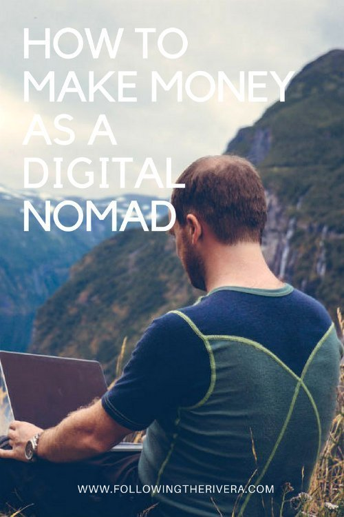 How to make money as a digital nomad 2