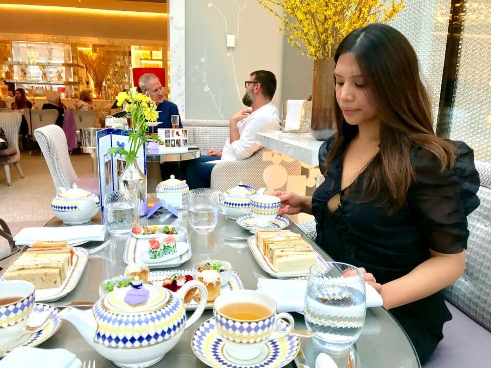 The Berkeley afternoon tea  — Prêt-à-Portea 1