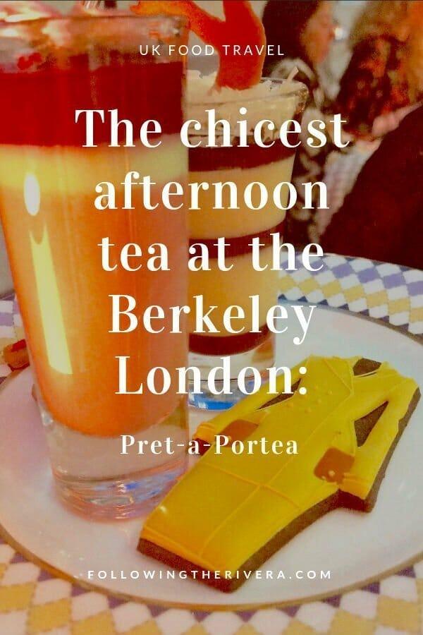 The Berkeley afternoon tea  — Prêt-à-Portea 4