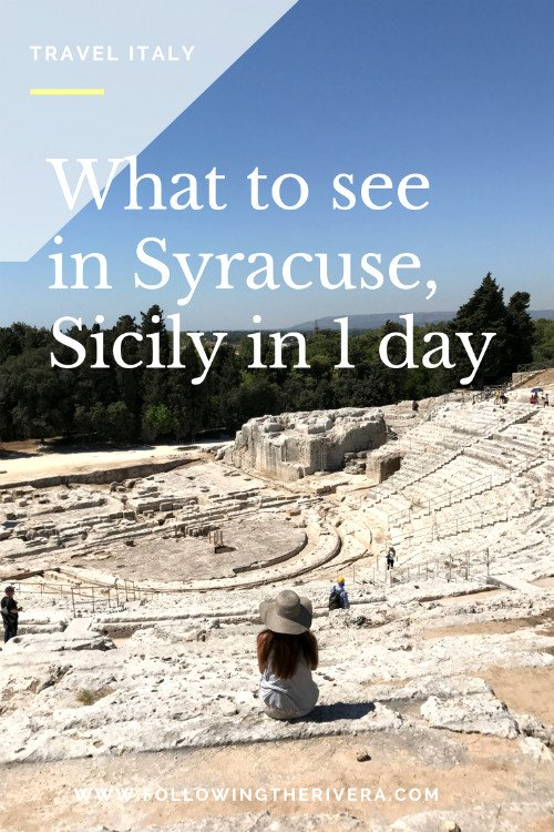 7 unmissable sights to see in Siracusa Sicily 3