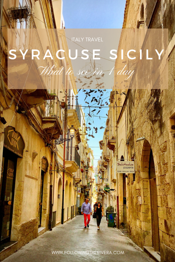 7 unmissable sights to see in Siracusa Sicily 4