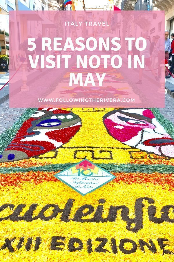 Things to do in Noto: 5 reasons to visit in May 3