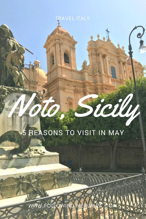 Things to do in Noto: 5 reasons to visit in May 4