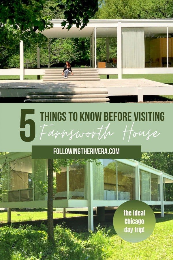 A Chicago day trip to Farnsworth House 3