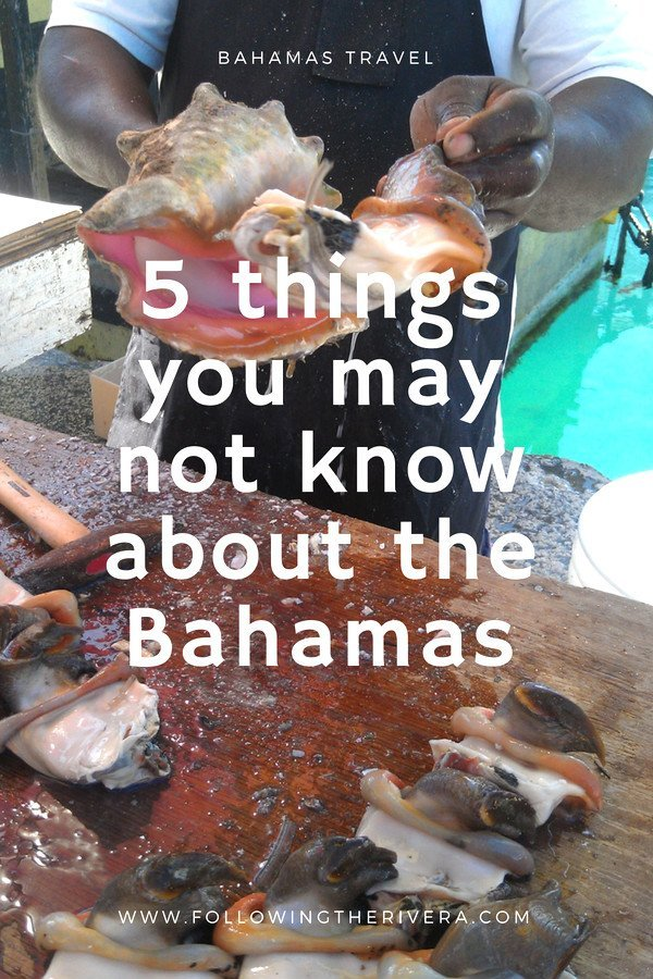 5 things you didn't know about the Bahamas 3