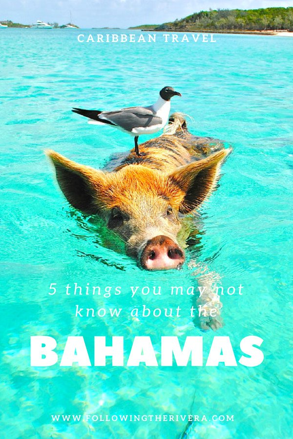 5 things you didn't know about the Bahamas 2
