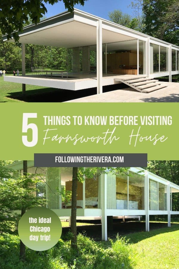 A Chicago day trip to Farnsworth House 4