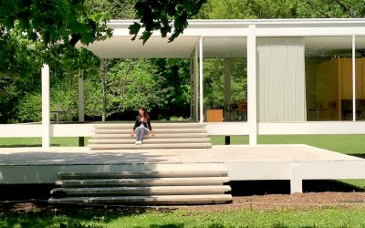 A Chicago day trip to Farnsworth House