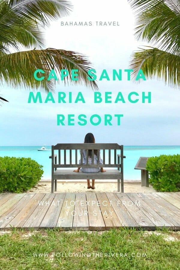 Cape Santa Maria Bahamas — 6 nights in Caribbean luxury 4