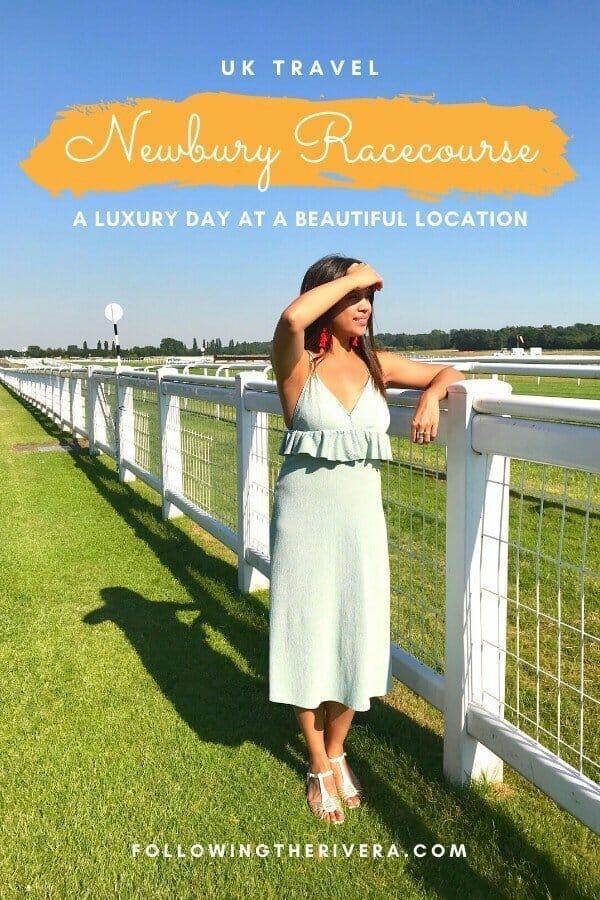 A luxury experience at Newbury Racecourse 3