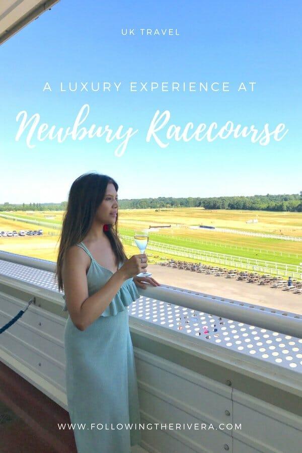 A luxury experience at Newbury Racecourse 2