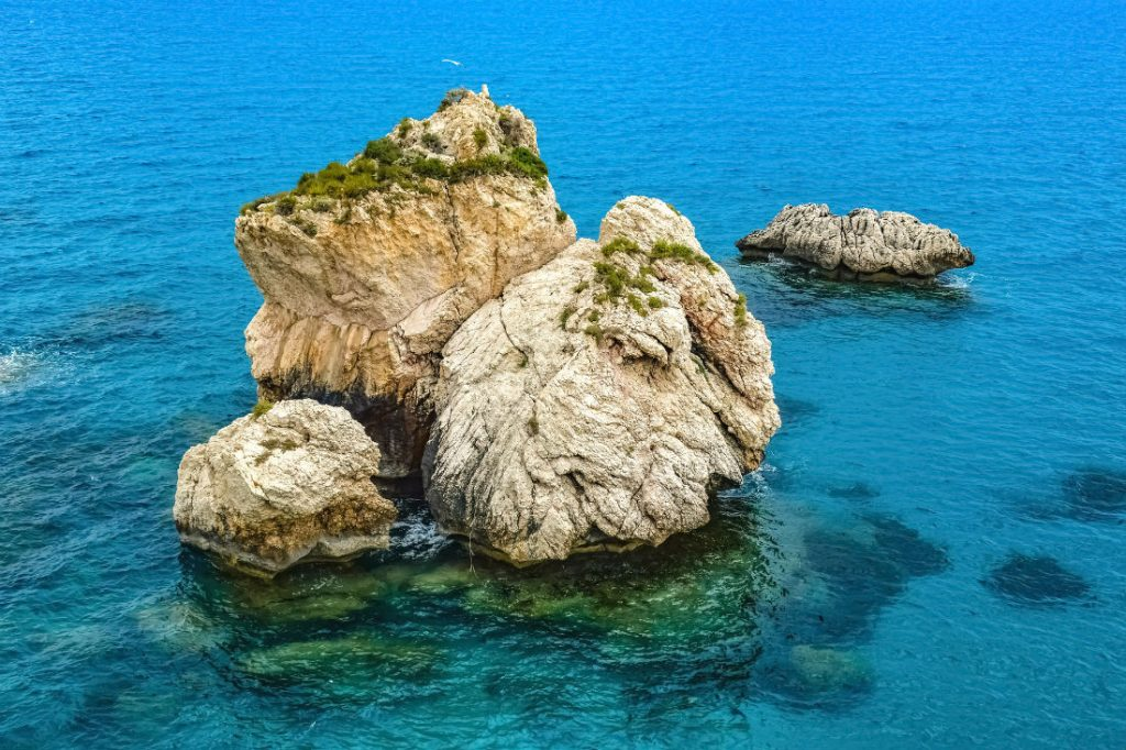 Top 5 European summer holiday destinations for couples - Aphrodite Rock