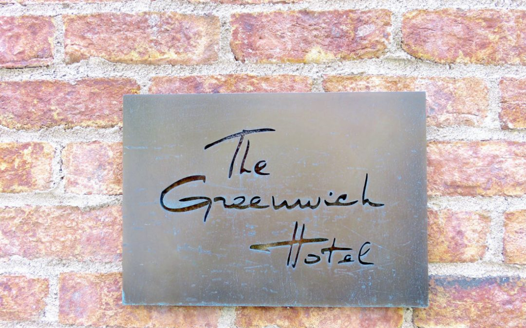NYC luxury boutique hotels — the Greenwich Hotel NYC