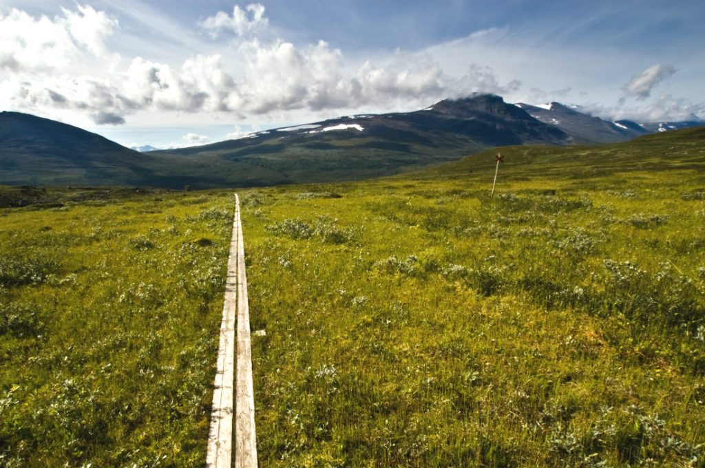 Top 5 European summer holiday destinations for couples - Kungsleden