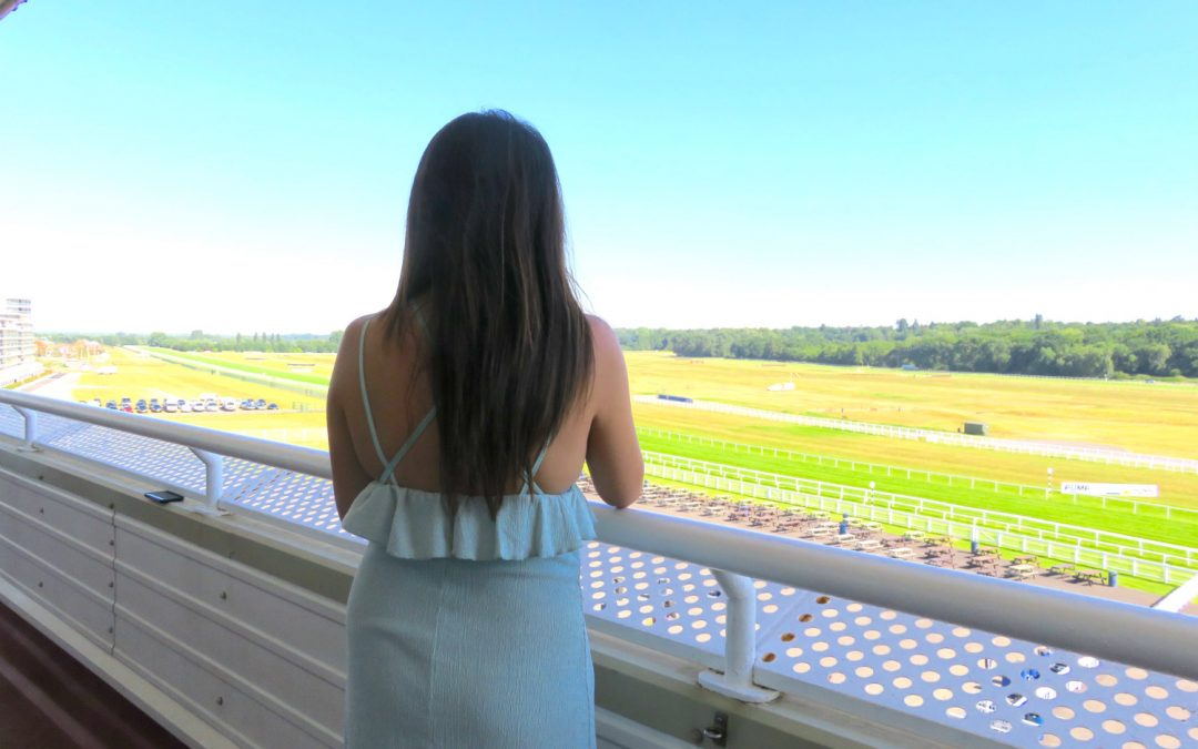 A luxury experience at Newbury Racecourse
