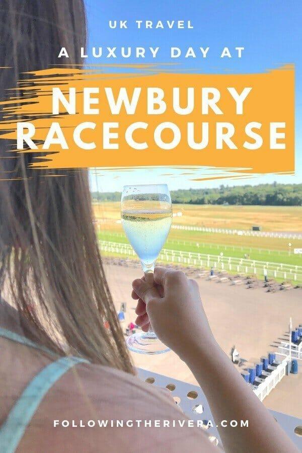 A luxury experience at Newbury Racecourse 4