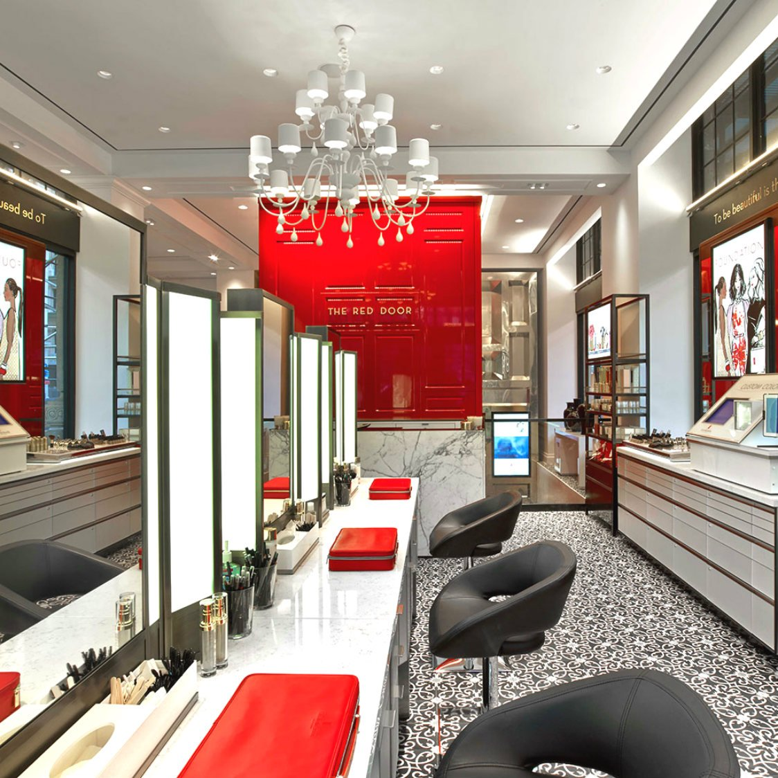Red Door Spa Chatwal - NY cover