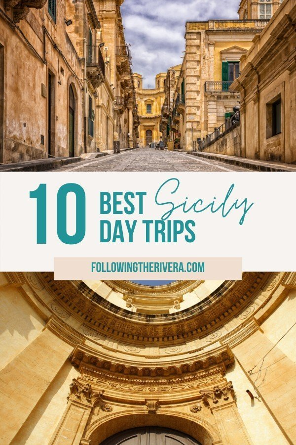 10 best Sicily day trips from around the island 9