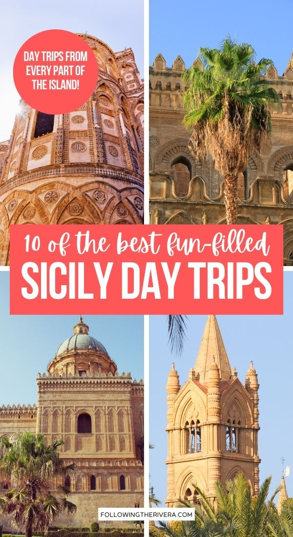 Churches in Sicily - Sicily day trips