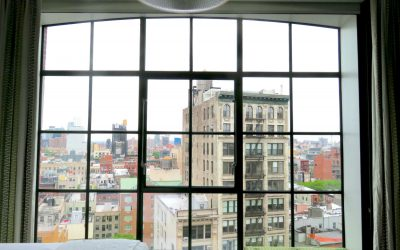 NYC Dog-friendly hotels — the Crosby Street Hotel