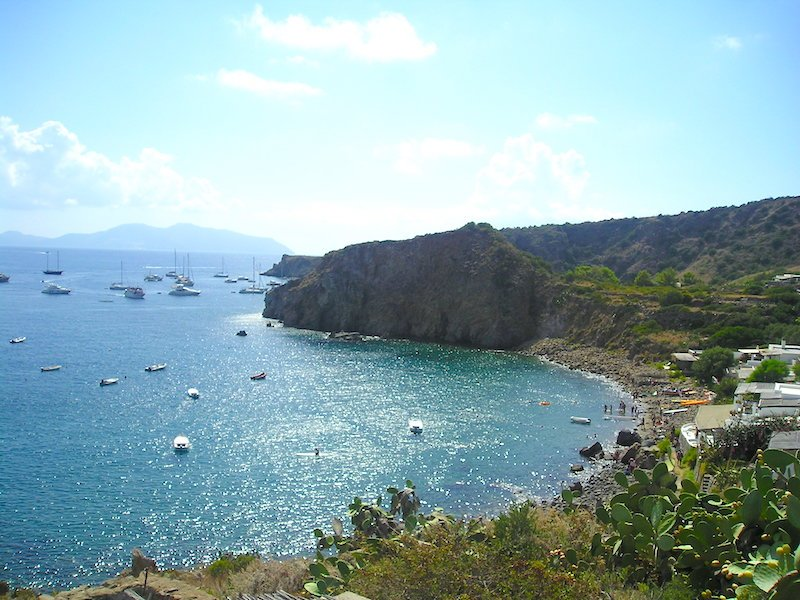 Panarea Sicily day trips