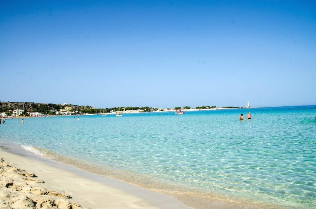 Sicily day trips - San Vito Lo Capo