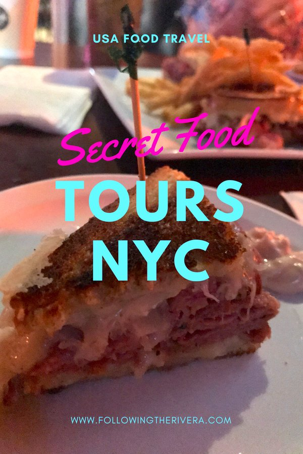 The tastiest NYC food tour with a secret twist 3