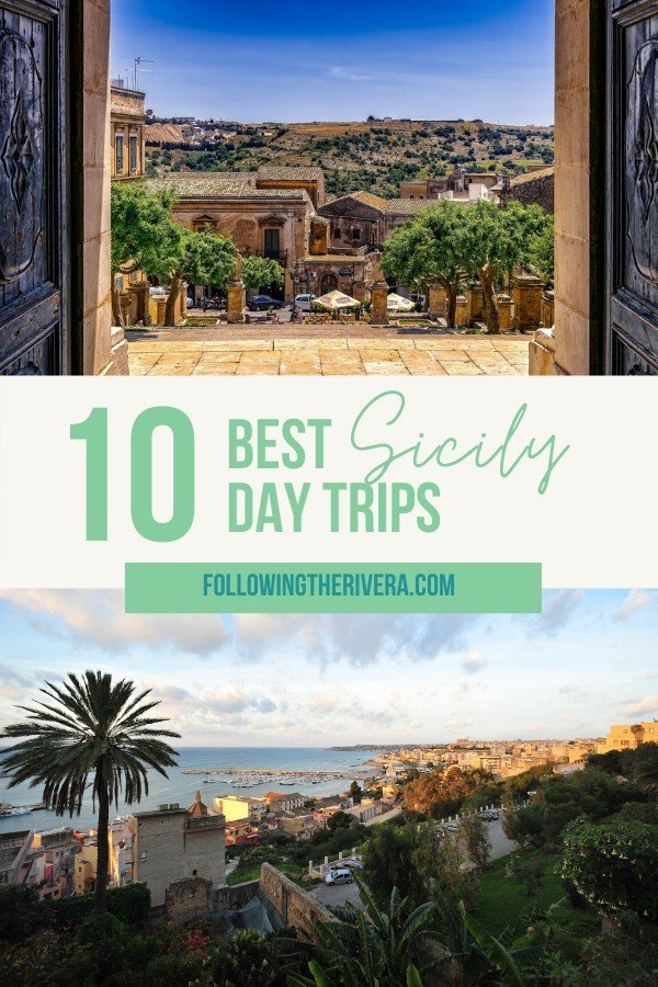 10 best Sicily day trips from around the island 10