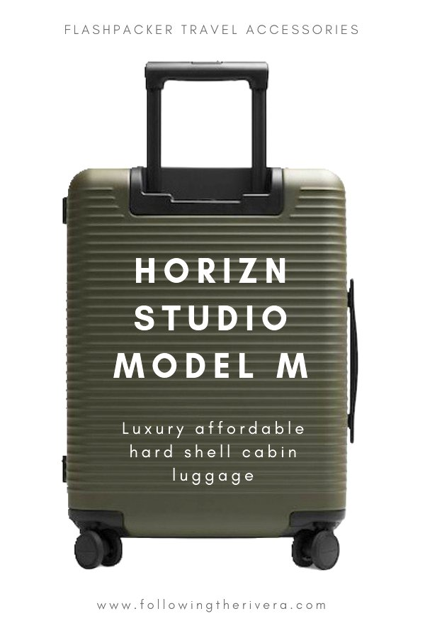 Horizn Studios - Model M Cabin Luggage 1