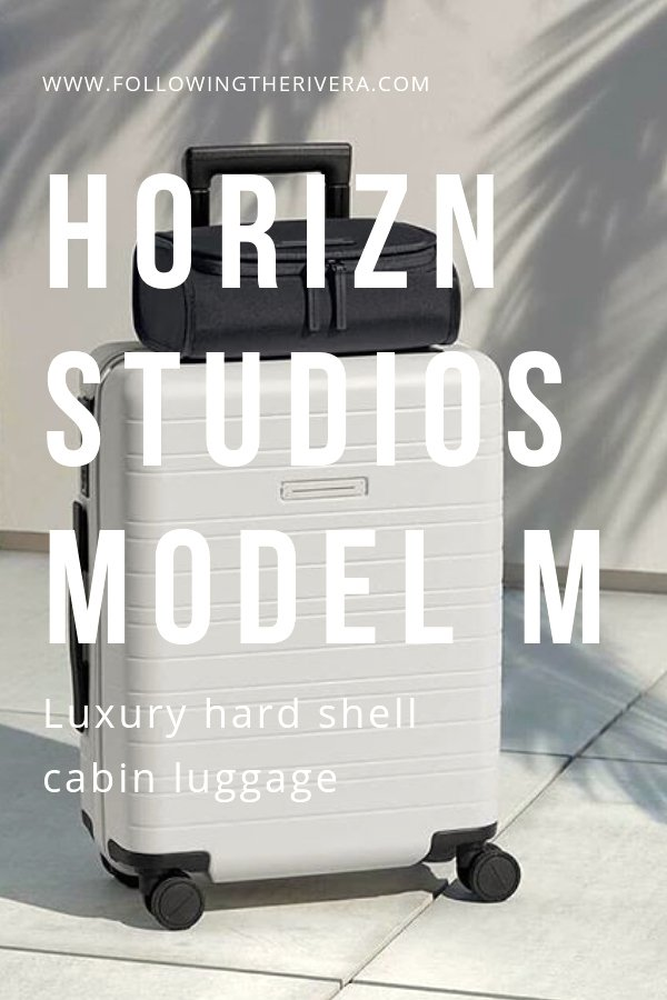 Horizn-Studios - Model M Cabin Luggage 2