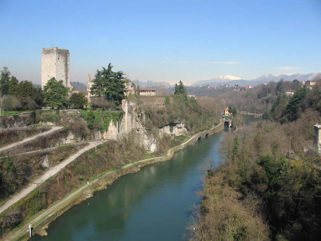 Halloween in Italy - Castello Visconteo