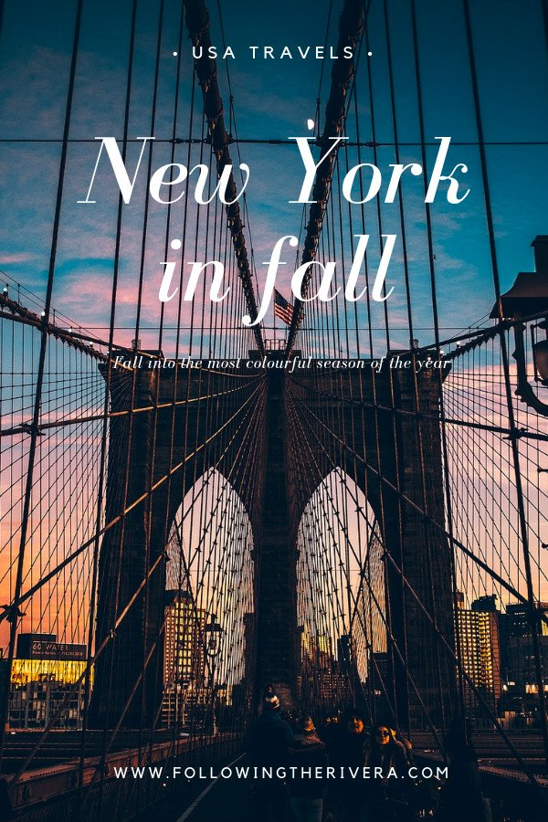 4 top ideas for enjoying New York in fall 7