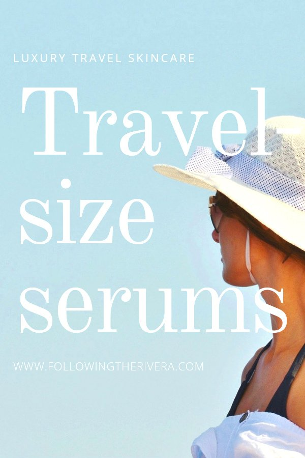 Travel-size miracle serums that work 2