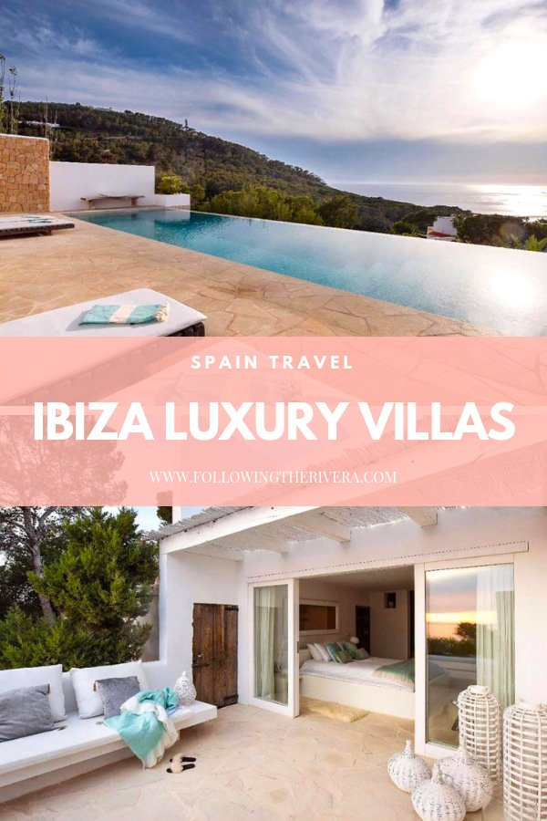 5 Ibiza luxury villas to rent in every part of the island 17