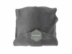 Luxury travel pillows - TRLT grey