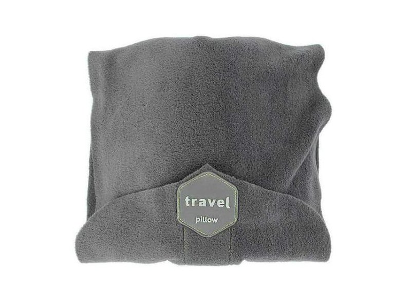Luxury travel pillows - TRLT grey