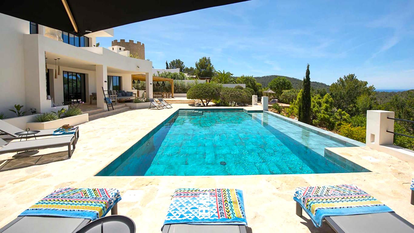 5 Ibiza luxury villas to rent in every part of the island 12