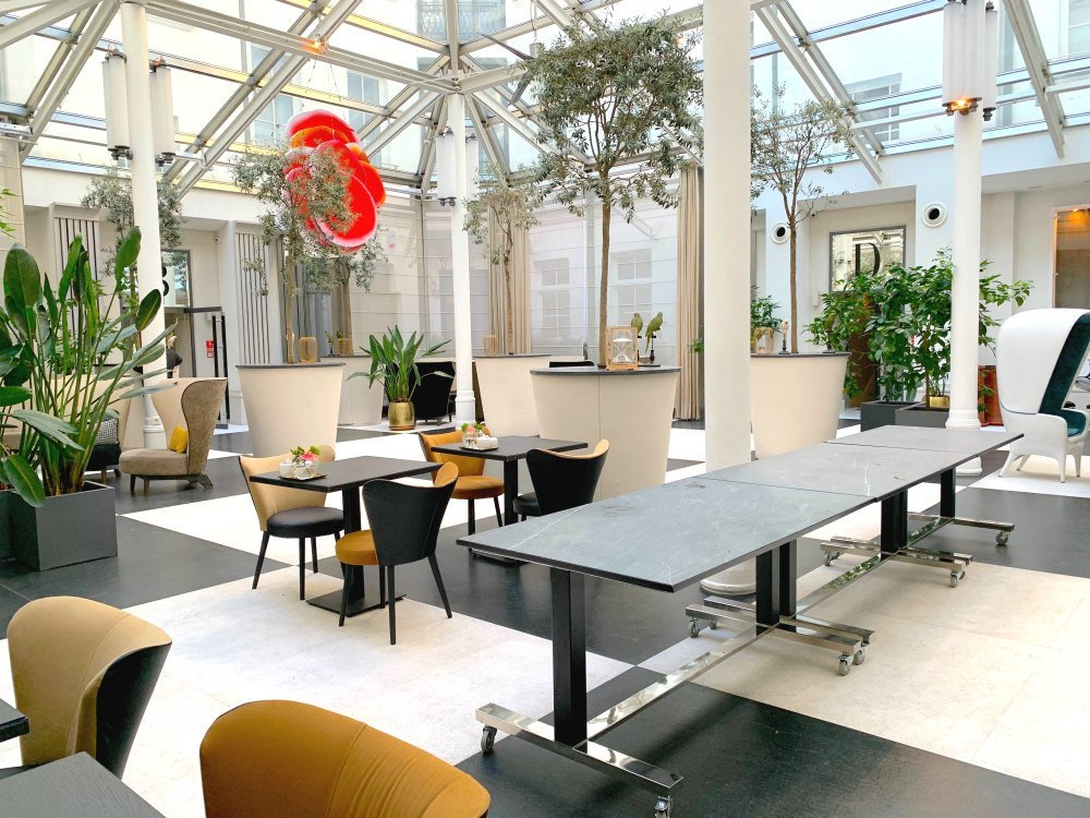 H15 Boutique Hotel - a Warsaw luxury stay 1