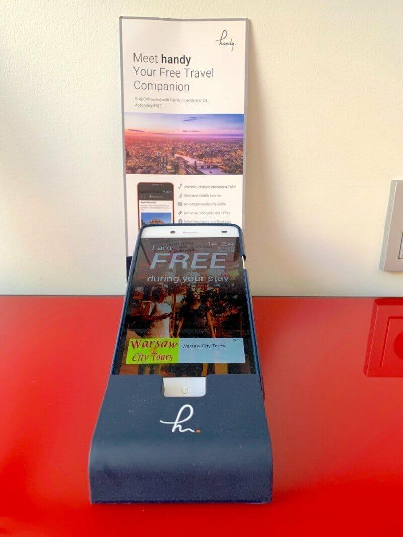 Handy app H15 Boutique Hotel