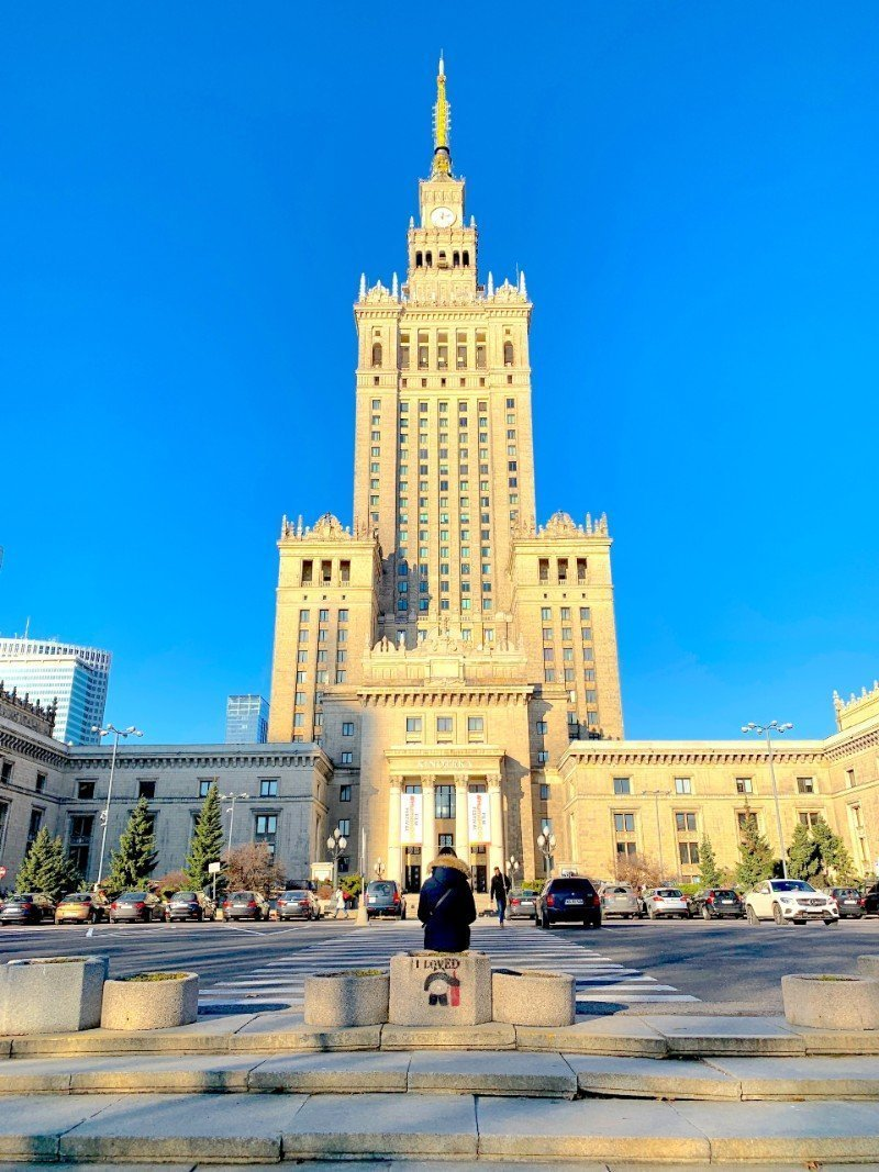 Palace of Culture and Science - things to do in Warsaw