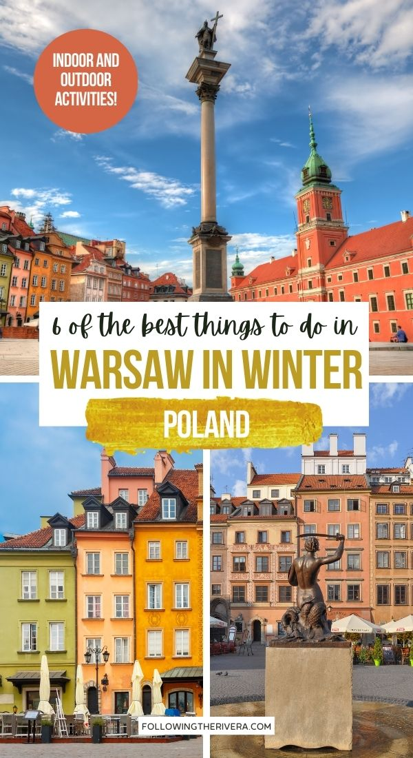 Things to do in Warsaw - Old Town